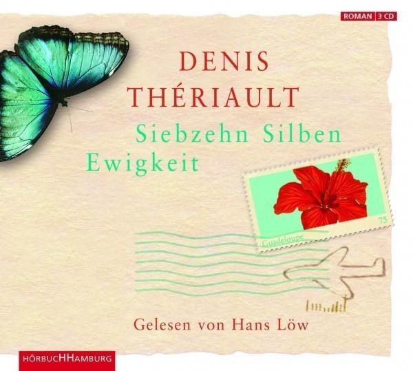 Hörbuch Cover Siebzehn Silben Ewigkeit gelesen von Hans Löw