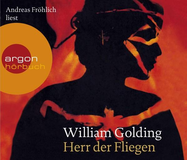 Cover zum Hörbuch Herr der Fliegen, gelesen von Andreas Fröhlich